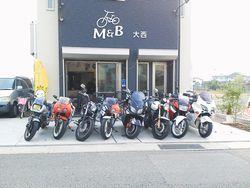 M&B大西