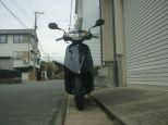 アドレスV50 (4サイクル)/スズキ 50cc 静岡県 2T PROJECT