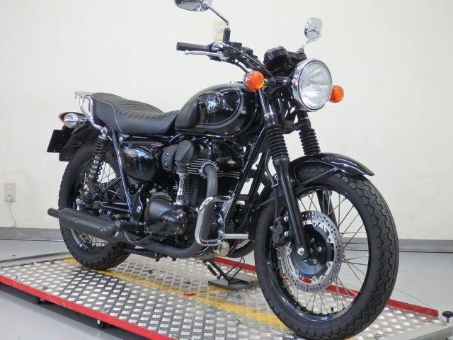 W800 W800 ブラックエディション 20832