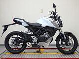 CB125R/ホンダ 125cc 山梨県 リバースオート甲府店