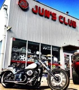 JUN'S CLUB ?motorcycle division?ジュンズクラブ?
