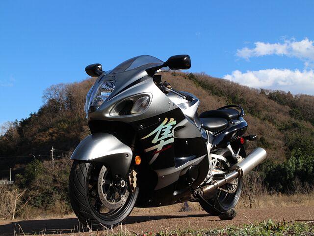 GSX1300R ハヤブサ(隼) フルパワー北米仕様!!