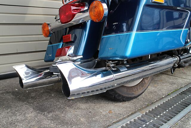 FLHTC Touring Electra Glide Classic 憧れ三拍子人気のエボエンジン…
