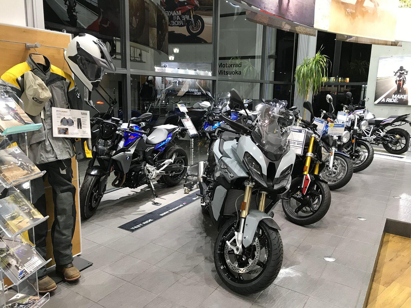 Motorrad Mitsuoka 鈴鹿