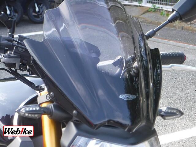 MT-09 ABS装備 2枚目ABS装備