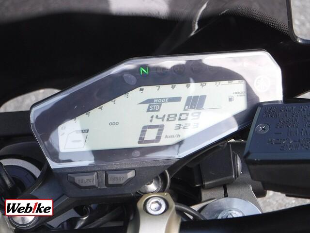 MT-09 ABS装備 4枚目ABS装備