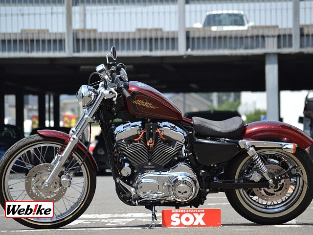 XL1200V SPORTSTER72 SEVENTY-TWO 3枚目