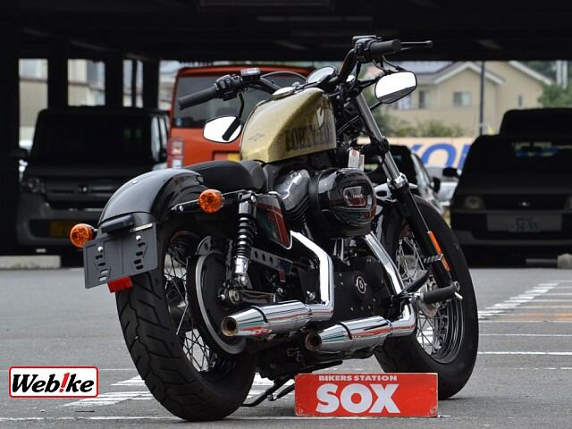 XL1200XS SPORTSTER FortyEight Special 2枚目