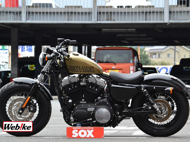 XL1200XS SPORTSTER FortyEight Special 3枚目