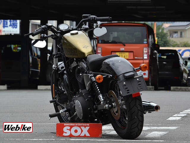 XL1200XS SPORTSTER FortyEight Special 5枚目