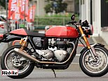 THRUXTON 1200R/トライアンフ 1200cc 埼玉県 バイカーズステーションソックス美女木店