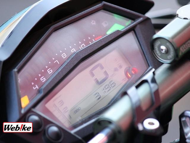 Z1000 (水冷) ABS トリックスターマフラー ハイパープロステダン 3枚目ABS トリックス…