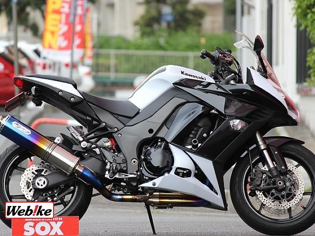 ニンジャ1000 (Z1000SX) ノジマフルエキ 1枚目ノジマフルエキ