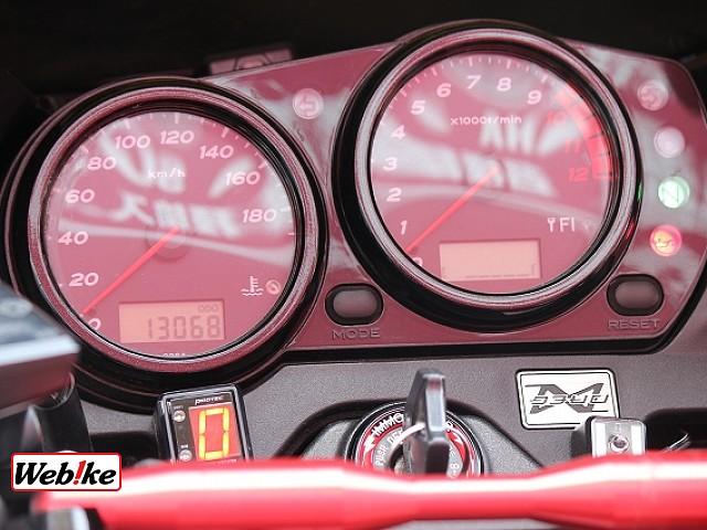 ZRX1200ダエグ カスタム多数 3枚目カスタム多数