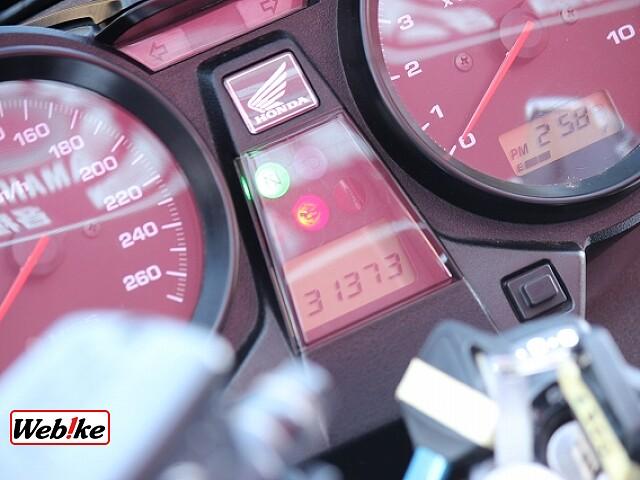 CB1300スーパーボルドール クアンタムリヤサス装備 3枚目クアンタムリヤサス装備