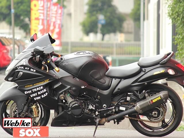 GSX1300R ハヤブサ(隼) オールペン 4枚目オールペン