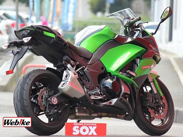 ニンジャ1000 (Z1000SX) ABS ワンオーナー 2枚目ABS ワンオーナー