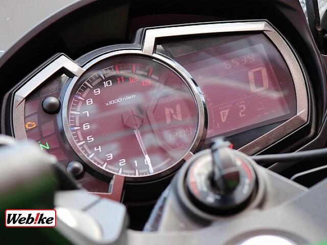 ニンジャ1000 (Z1000SX) ABS ワンオーナー 3枚目ABS ワンオーナー