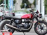 StreetTwin/トライアンフ 900cc 埼玉県 バイカーズステーションソックス美女木店