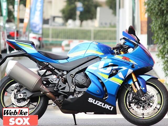 GSX-R1000R 1枚目