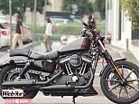 XL883N SPORTSTER IRON/ハーレーダビッドソン 883cc 埼玉県 バイク館SOX美女木店