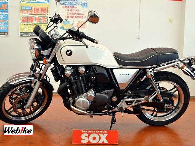 CB1100 ABS 3枚目ABS