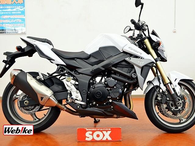 GSR750 ABS 1枚目:ABS