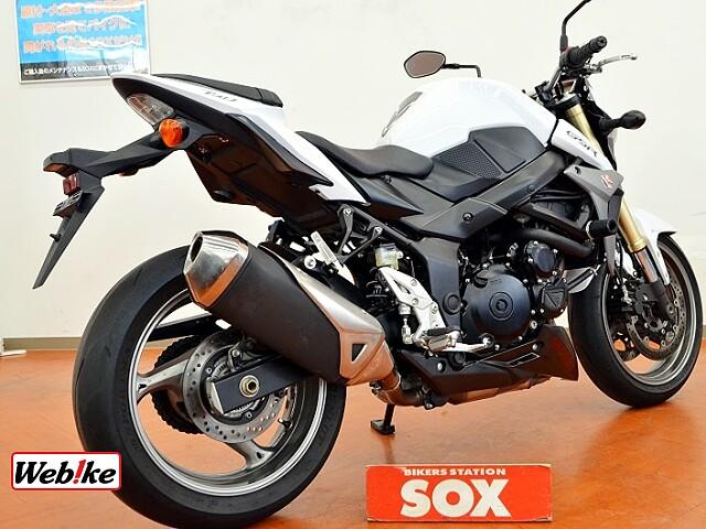 GSR750 ABS 2枚目:ABS