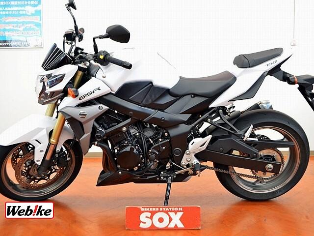 GSR750 ABS 3枚目:ABS