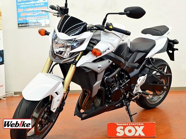 GSR750 ABS 4枚目:ABS