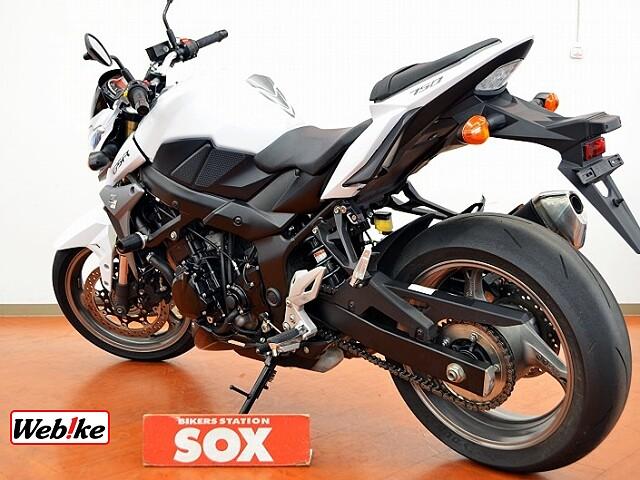 GSR750 ABS 5枚目:ABS