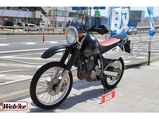 ジェベル250XC 4枚目