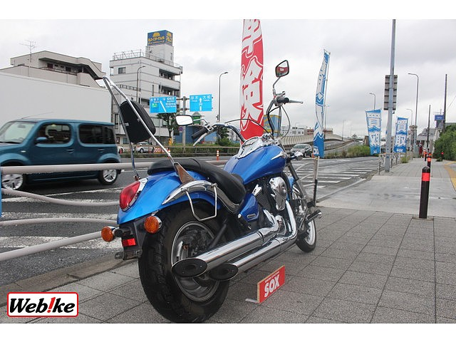 バルカン900カスタム 2枚目