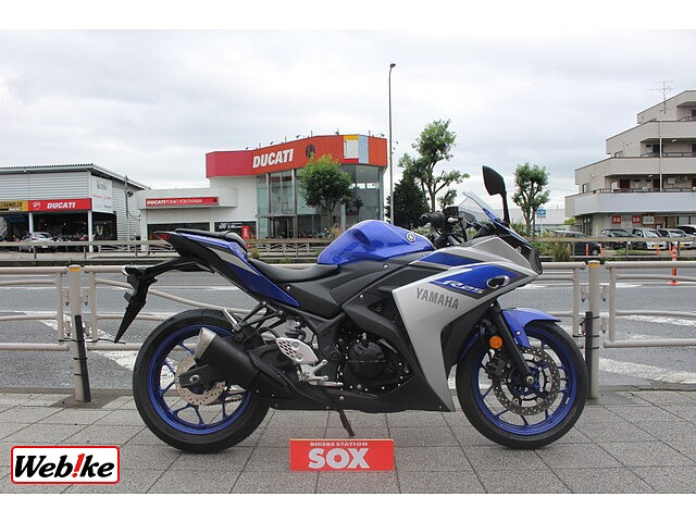YZF-R25 SP忠男マフラー 1枚目SP忠男マフラー