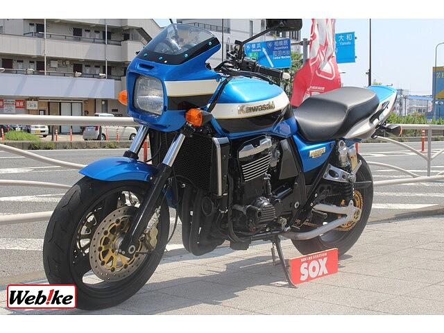 ZRX1100 4枚目