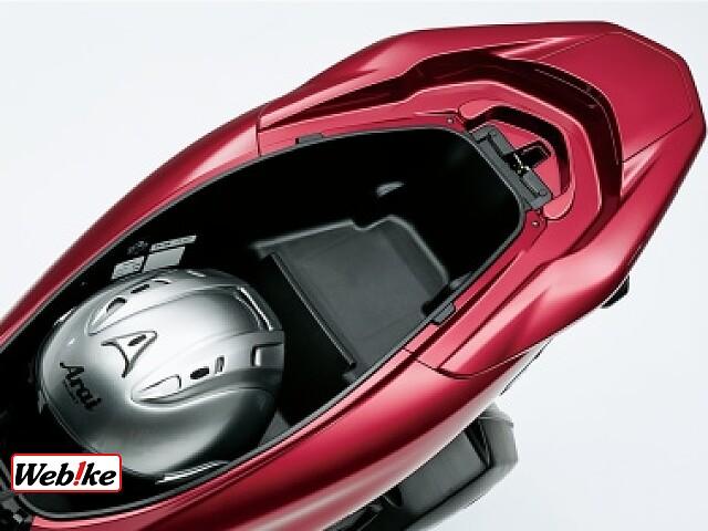 PCX150 現行モデル 8枚目:現行モデル