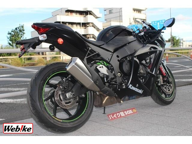 ZX-10RR WinterTestEdition 2枚目:WinterTestEdition