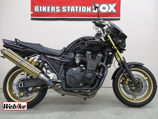 XJR1300 -YSPブラックスペシャル 1枚目-YSPブラックスペシャル