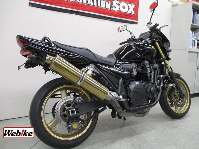 XJR1300 -YSPブラックスペシャル 2枚目-YSPブラックスペシャル
