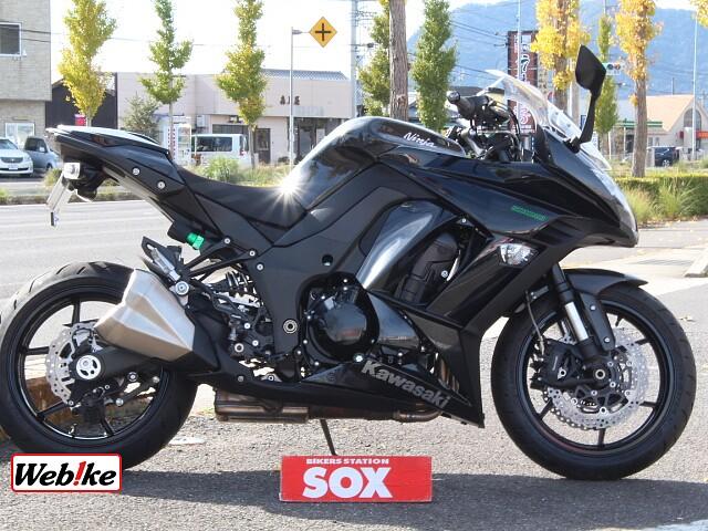 ニンジャ1000 (Z1000SX) ABS ワンオーナー 1枚目ABS ワンオーナー
