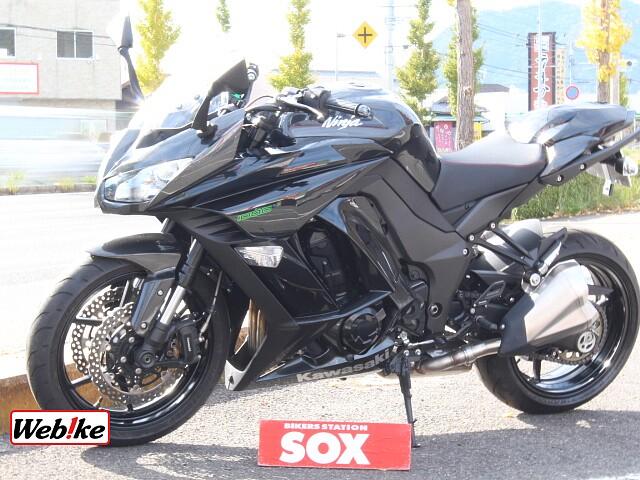 ニンジャ1000 (Z1000SX) ABS ワンオーナー 4枚目ABS ワンオーナー
