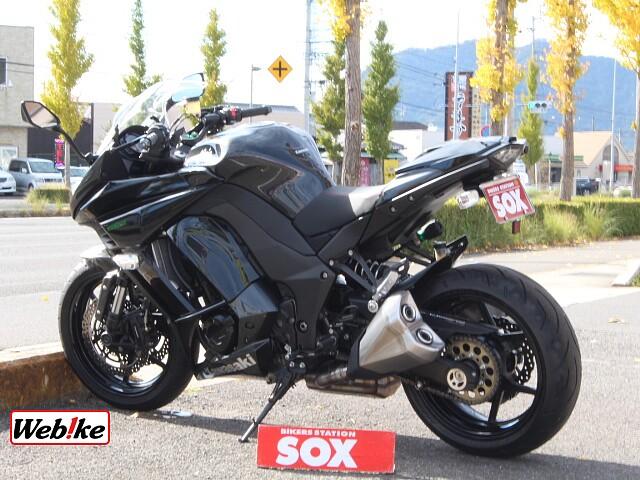 ニンジャ1000 (Z1000SX) ABS ワンオーナー 5枚目ABS ワンオーナー