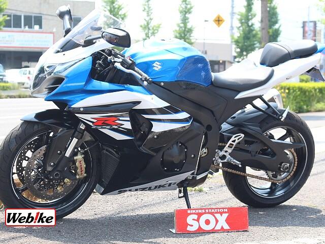 GSX-R1000 フェンダーレス仕様 4枚目フェンダーレス仕様