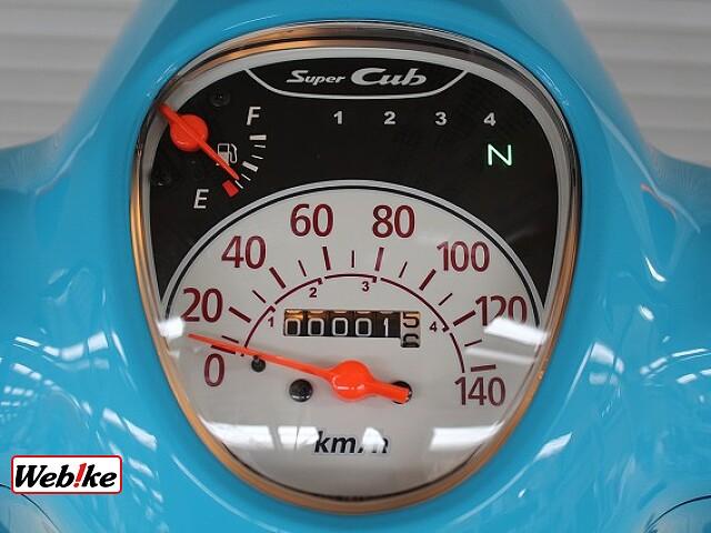 スーパーカブ110 タイモデル 国内未発売カラー 8枚目:タイモデル 国内未発売カラー
