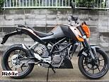 125DUKE/KTM 125cc 神奈川県 バイカーズステーションソックス港南店