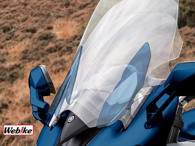 FJR1300AS 現行モデル 3枚目:現行モデル