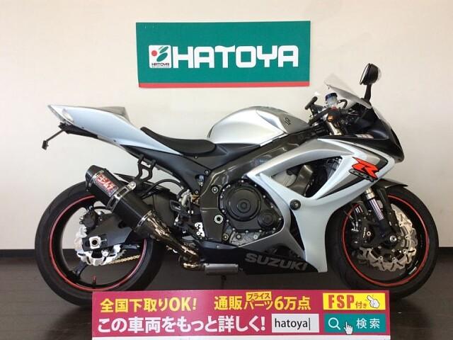 GSX-R600 1枚目: