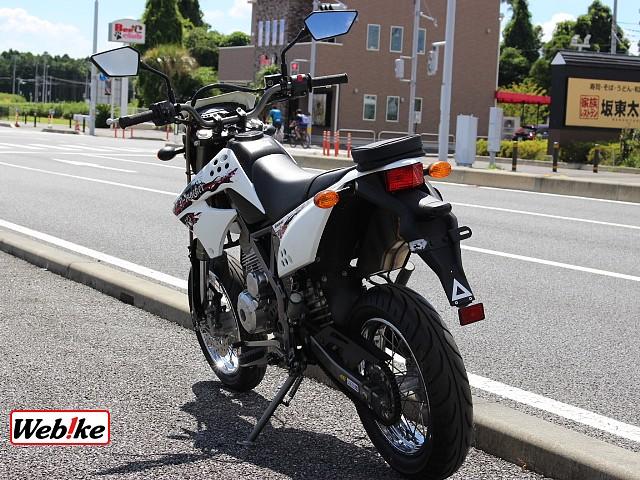 Dトラッカー125 5枚目