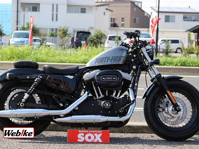 XL1200XS SPORTSTER FortyEight Special フォーティーエイト 1枚…