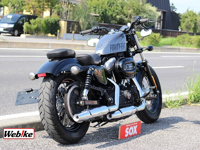 XL1200XS SPORTSTER FortyEight Special フォーティーエイト 3枚…